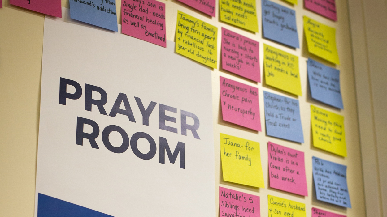 PrayerRoom Article