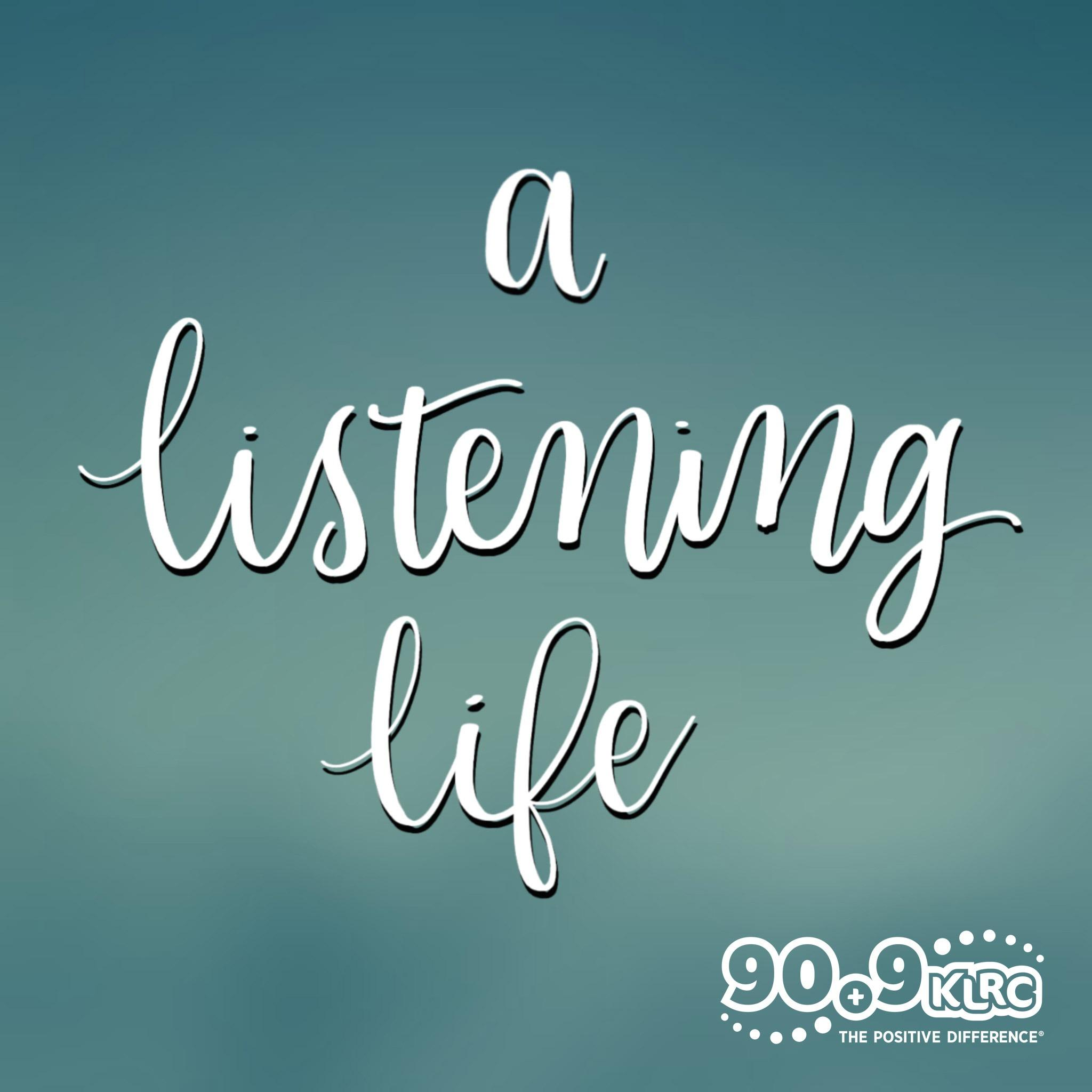 A Listening Life with Tracy Balzer